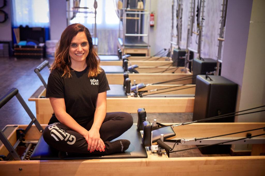 Pilates máquinas gijon