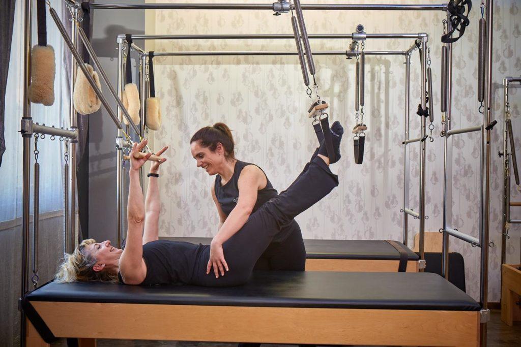 Estudio Pilates Máquinas